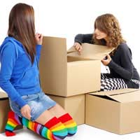 Moving Into Shared Accommodation Sharing